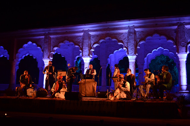 Energetic and unique festivals in India for every musical taste!