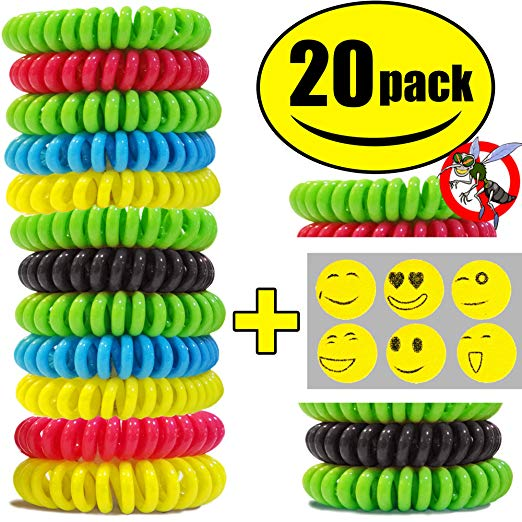 A Mosquito Repellent Bracelet Band