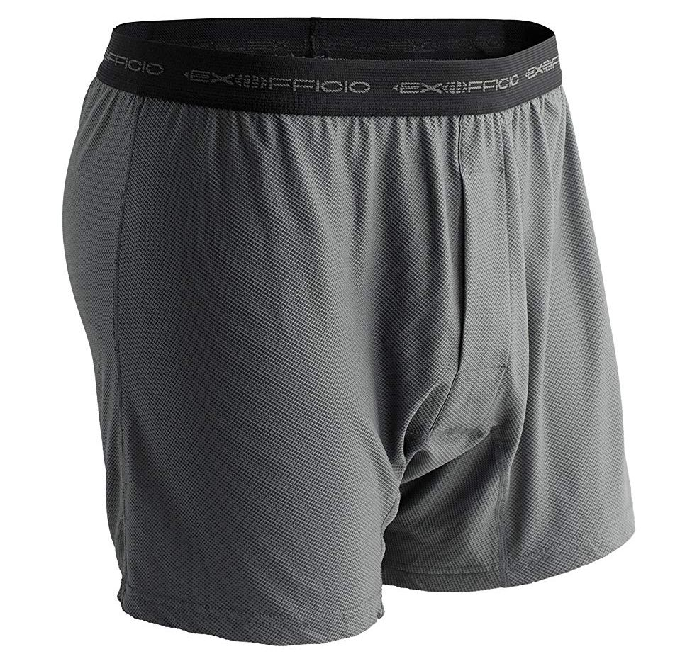 Men's travel underwear (boxers)